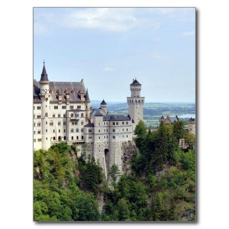Castle Neuschwanstein Bavaria Germany