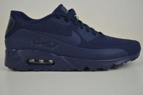 designer fashion 9b52d 57df8 Nike-Air-Max-90-Ultra-Moire-Sneaker-Schuhe-Shoes-Sportschuhe-Turnschuhe-45- Neu