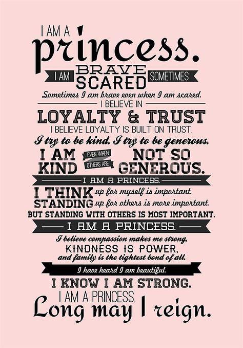I Am a Princess More