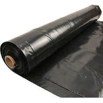 Ad Ebay Url Polyethylene Plastic Sheeting Black 10 X 100 4mil In 2020 Black Plastic Sheeting Plastic Industry Plastic Company