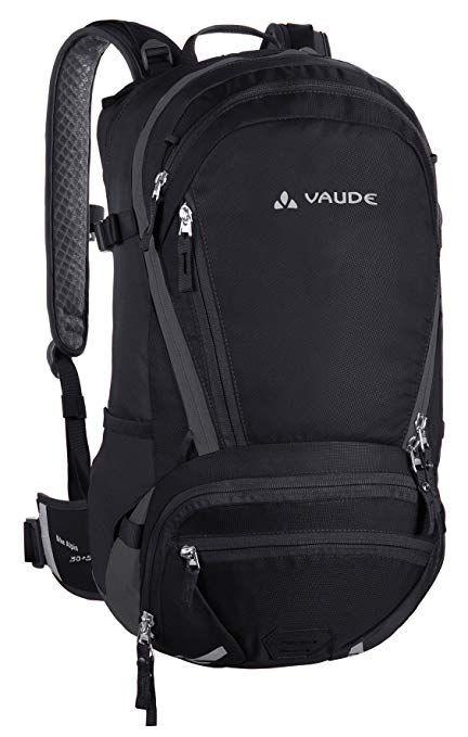 Vaude Bike Alpin 30 5 Rucksack Black Black Review Backpacks Camping Bag Bags