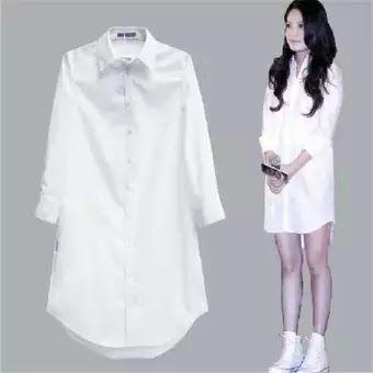 Baju Putih Polos Wanita