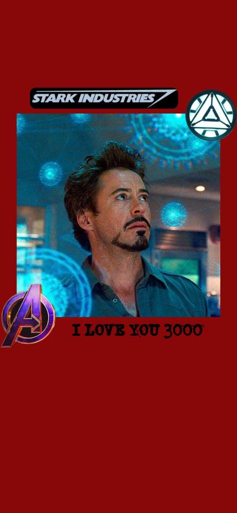 Tony Stark / Iron Man / Robert Downey Jr