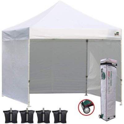 Celina 20 X 30 Presto Over The Counter Pole Tent With White Top Tent Tent Rentals Tent Price