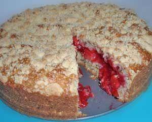 Grandmas Plum Streuselkuchen is a delicious journey down memory lane http://www.quick-german-recipes.com/german-plum-cake.html