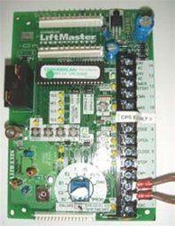 Liftmaster 45dct Garage Door Opener Logic Control Board Rp 126 95 Sp 90 93 Garage Door Opener Garage Doors Liftmaster