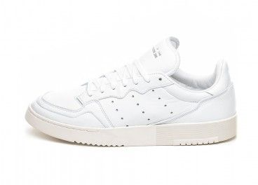 adidas Originals Home Of Classics Supercourt trainers in white