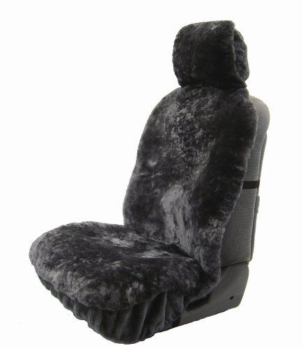 Excellent Eurow Sheepskin Sideless Seat Cover Desi Car Interior Andrewgaddart Wooden Chair Designs For Living Room Andrewgaddartcom