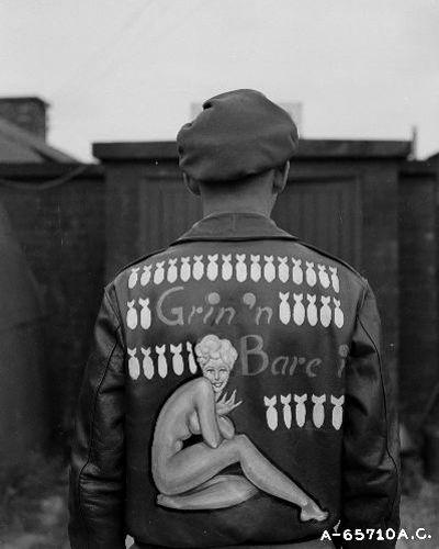 The badass bomber jackets of WWII airmen