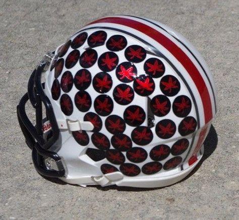 Ohio State Buckeyes Concept Speed Mini Football Helmet W