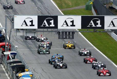Provisional F1 2014 Calendar