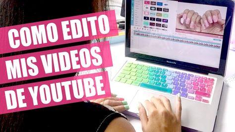 Pin De Ana Martinez En Youtube Tips Videos Como Editar Videos Youtube