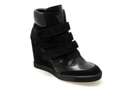 cafe noir chaussures femmes