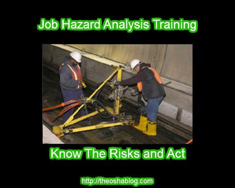 Job Safety Analysis (JSA) Workplace Safety Pinterest Safety - job safety analysis form template
