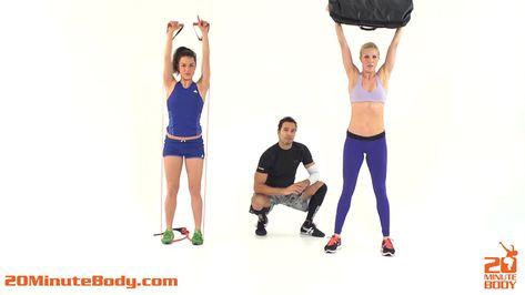 Brett Hoebel's 4x4 HIIT Workout