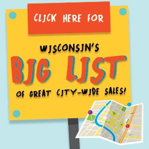 - Rummage Wisconsin.com, Free Rummage Sale Classified Ads, Rummage Garage Sale, Auctions, Antiques, Collectibles, Craft Fairs, Articles and Tips, Downloads