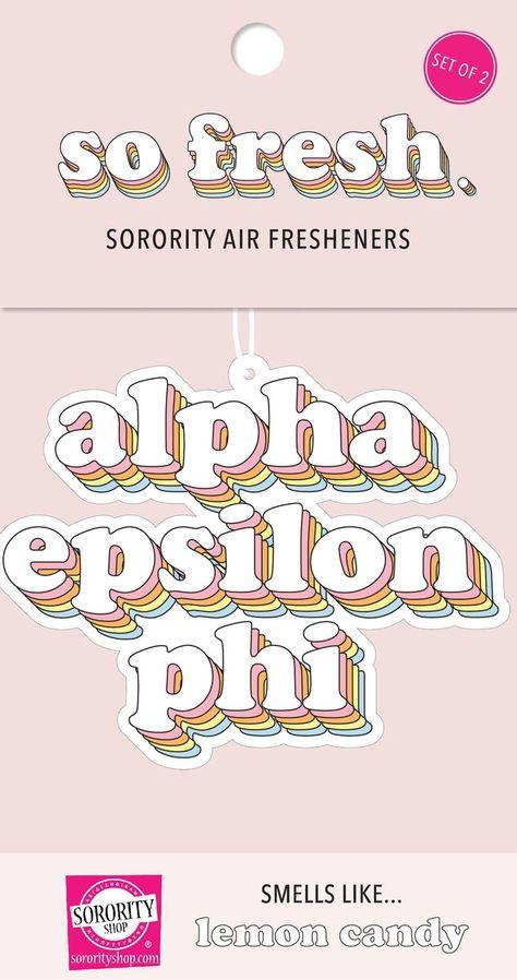 AEPhi Alpha Epsilon Phi Pineapple Script Eye Mask Sorority Greek