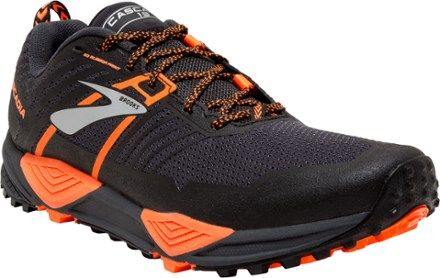 brooks cascadia 13 mens trail running shoes