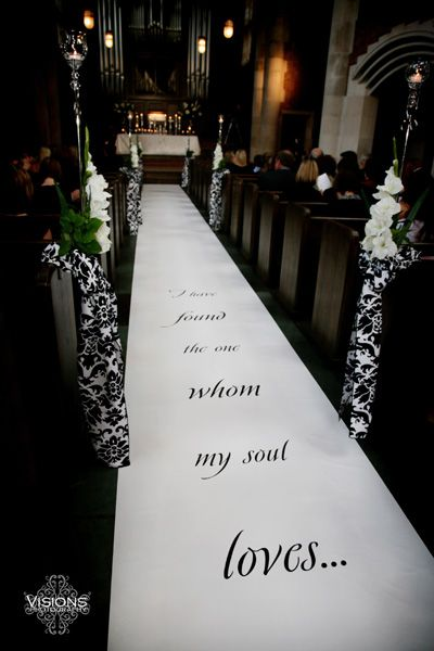 Wedding Aisle Runners With Scripture Or Bible Verse On Pinterest Aisle Runners Bible Verses