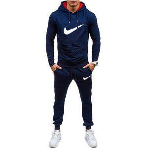 Nueva Ropa Deportiva Para Hombre Conjunto De Pantalones Con Capucha Conjunto De Traje De Pi Nike Ropa Hombre Ropa Deportiva Para Hombre Pantalones De Chandal