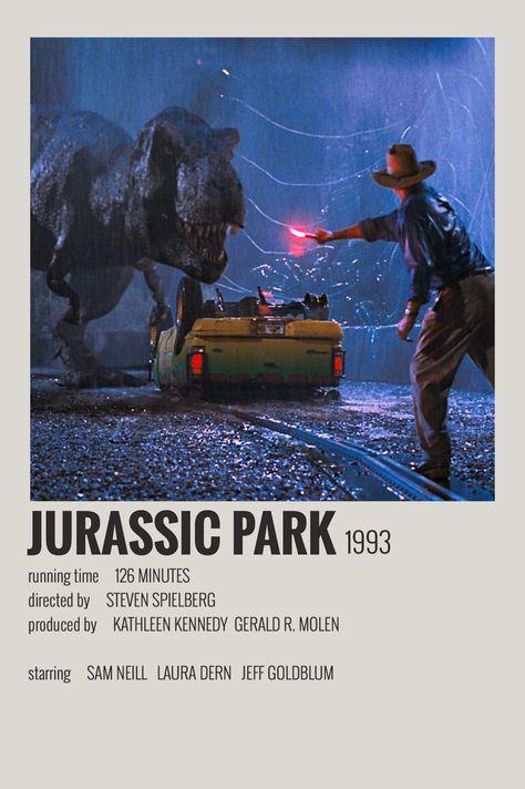 Jurassic Park by Maja