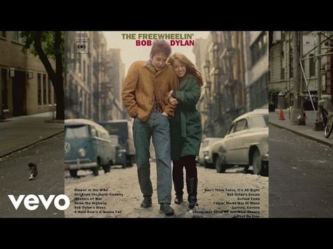 """Bob Dylan - The story of the """"Highway 61 Revisited"""" album cover - YouTube"""