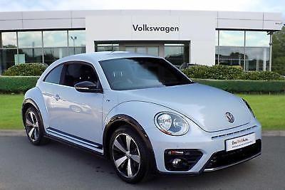 2018 Volkswagen Beetle 2 0 Tdi 150ps R Line Dsg Diesel Silver Semi Auto Volkswagen Beetle Volkswagen European Cars