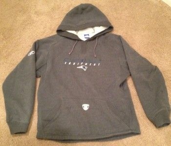 New England Patriots Pats Coach Belichick Hoodie Sweatshirt Reebok Nfl Sweatshirts Hoodie Sweatshirts New England Patriots