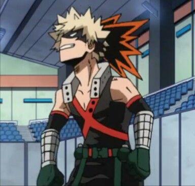 Bakugou Pausada Xd My Hero Boku No Hero Academia Hero