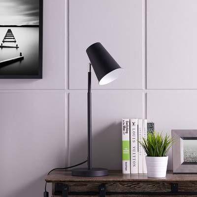 Wrought Studio Mcclure 58 Led Task Reading Floor Lamp Wayfair Lamp Table Lamp Desk Lamp