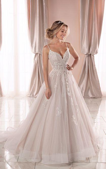 Affordable Wedding Dresses Stella York Wedding Dresses With Straps Ball Gowns Wedding Stella York Wedding Dress