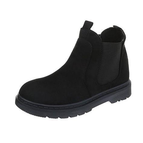ital design chelsea boots