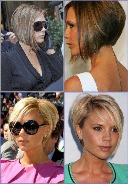 Best Hair Styles Bob Victoria Beckham Ideas Frisuren Kurze Haare Ab 50 Beckham Frisur Bob Frisur Hinten Kurz Vorne Lang