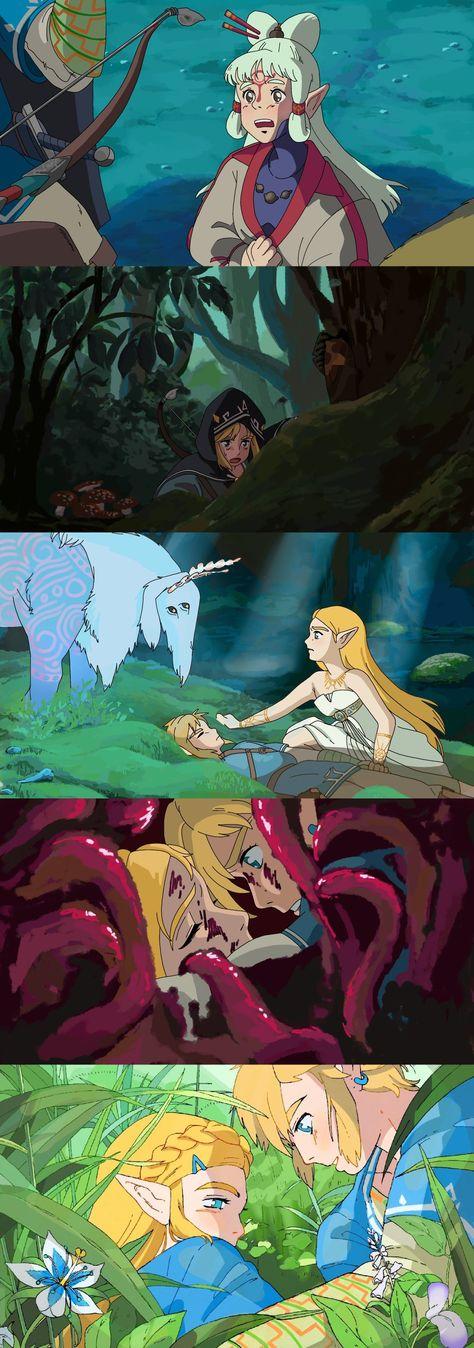 The Legend Of Zelda, Legend Of Zelda Memes, Legend Of Zelda Breath, Manga Anime, Manga Art, Character Art, Character Design, Botw Zelda, Link Zelda