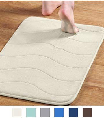 Memory Foam Bathroom Kid S Rug Mat Extra Soft And Absorbent