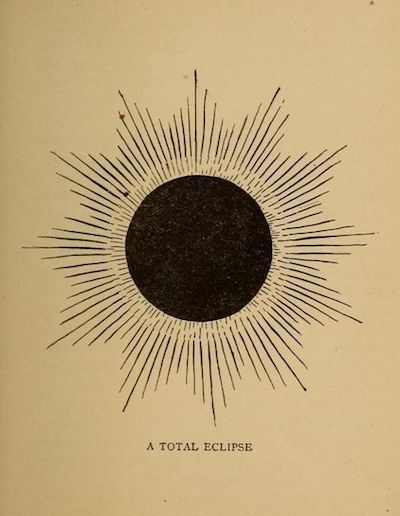 "Graphic Design - Graphic Design Ideas - nemfrog: """"A total eclipse."" Astronomy, the sun and his family. "" Graphic Design Ideas : – Picture : – Description nemfrog: """"A total eclipse."" Astronomy, the sun and his family. Trendy Tattoos, New Tattoos, Cool Tattoos, Tatoos, Wm Logo, Eclipse Tattoo, Tattoo Sonne, Sun Illustration, My Sun And Stars"
