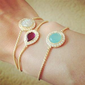 Delicate Stones Bracelet-
