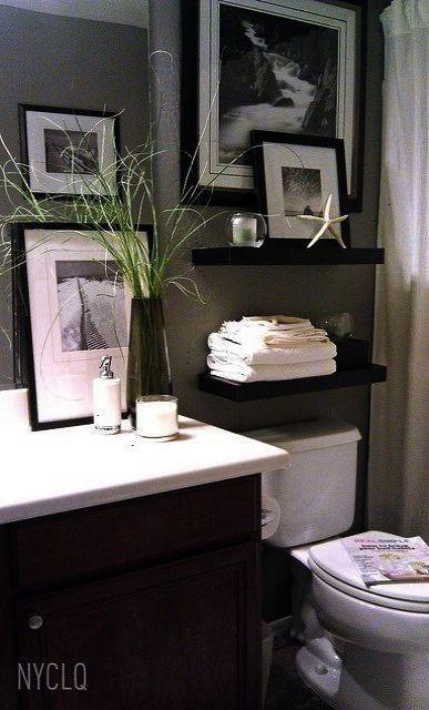 Trendy Small Bathrooms With Bath And Shower Cubicle View Bathroom Inspiration Decor Bathroom Decor Small Bathroom