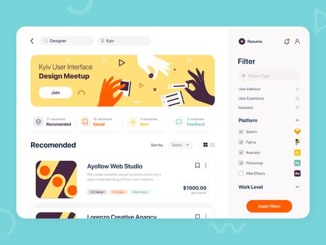 Job Manager - Web Application