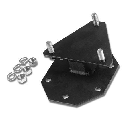 Warrior Spare Tire Spacer and Third Brake Light Spacer Kit 91631