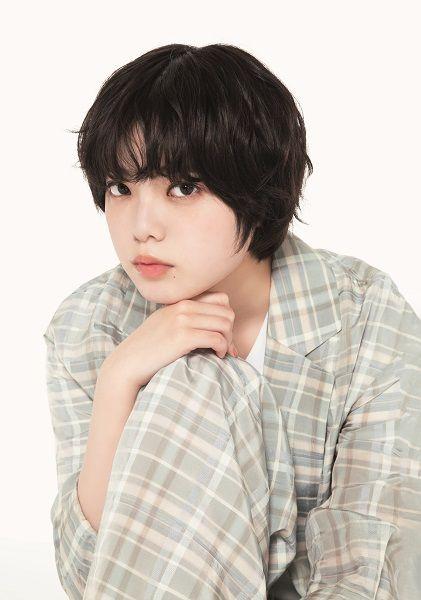 映画 響 Hibiki に主演する欅坂46 平手友梨奈 短い髪のための