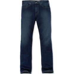 Carhartt Rugged Flex Straight Tapered Jeans Blau 33 CarharttCarhartt