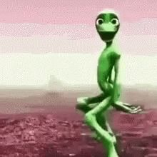 Aliens Dancing GIF - Aliens Dancing Dance - Discover & Share GIFs