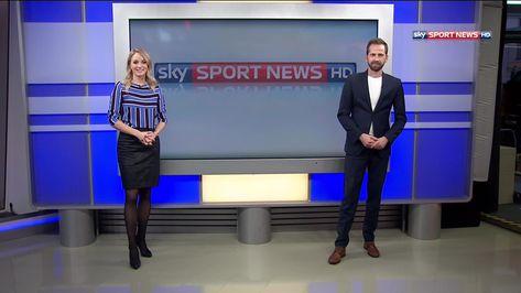 Sky sport news hd moderatorinnen