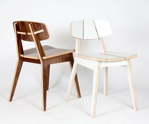 P9c Chair Made With Cnc Router In 2019 Cnc Router Cnc
