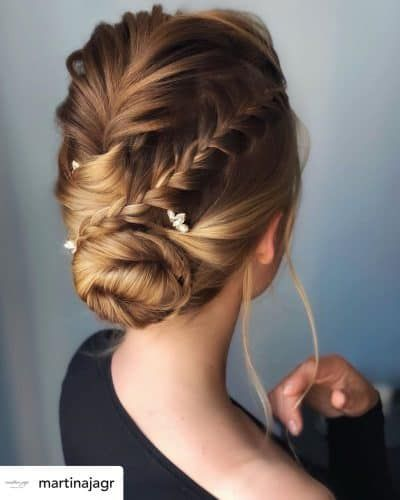 15 Incredibly Cute New Year S Eve Hairstyles 2020 Tutorials Included In 2020 Hair Tutorials Easy Half Up Hairstyles Easy Short Hair Tutorial