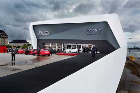 Audi - A3 Dealer Meeting Kopenhagen 2012 | Schmidhuber