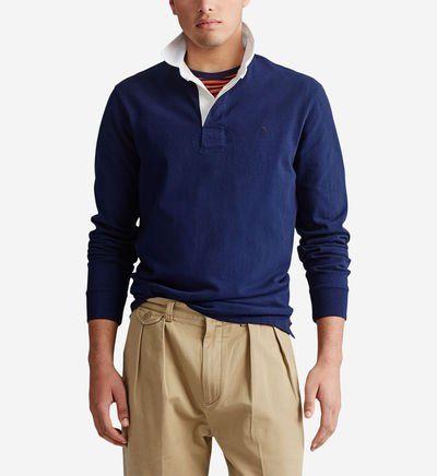 Polo Ralph Lauren Polo droit manches longues