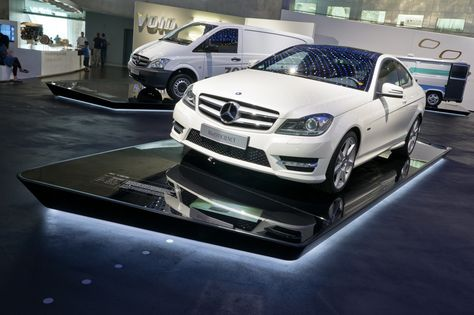 Mercedes-Benz Museum M6 - Sarah Bair Kloepfer