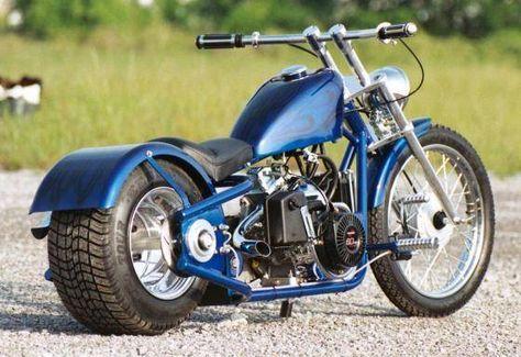 22 Ideas Mini Chopper Motorcycle Bobbers For 2019 Mini Chopper Motorcycle Chopper Motorcycle Bobber Mini Chopper